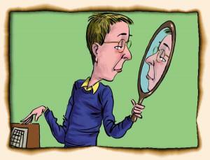 Der gemeine Egoplayer oder: bin ich nicht schön?