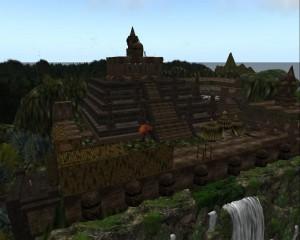 Maya-Tempel.