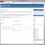 Der Blog in 2010